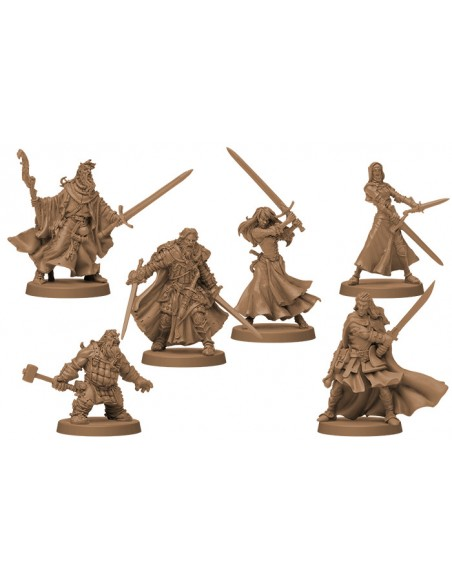 Zombicide: Black Plague Edge Entertainment Temáticos