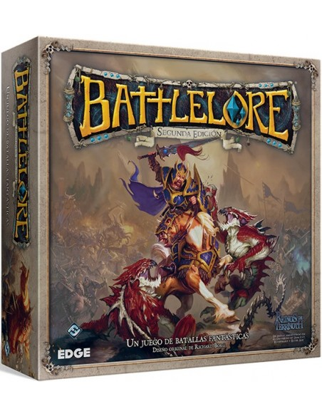 BattleLore Fantasy Flight Games Temáticos