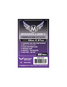 Fundas Mayday Standard USA 56x87 mm Mayday Games Fundas