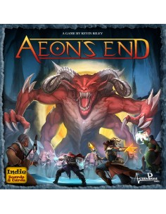 Aeon's End (English) Indie Boards & Cards Estrategia