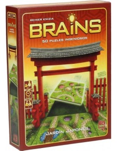 Brains: Jardín Japonés SD Games Familiar