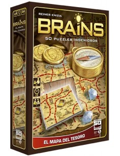 Brains: Mapa del Tesoro SD Games Familiar