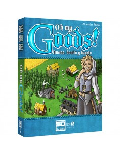 Oh My Goods! SD Games Estrategia