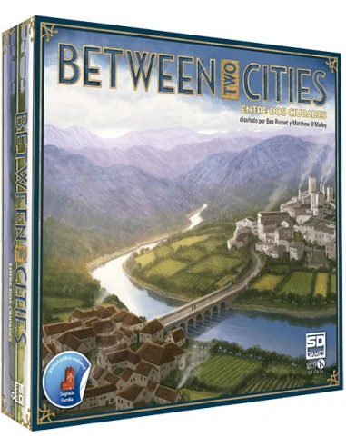Between Two Cities SD Games Familiar