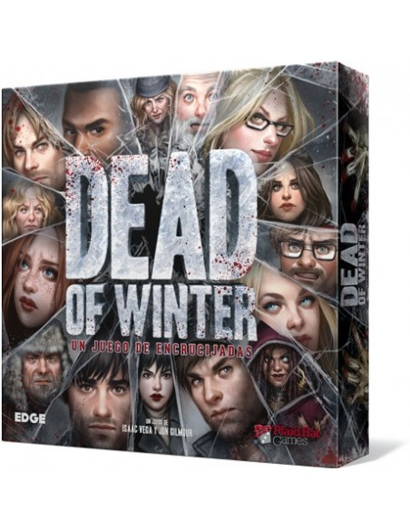 Dead of Winter Edge Entertainment Temáticos