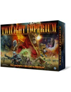 Twilight Imperium Cuarta Edición Fantasy Flight Games Estrategia