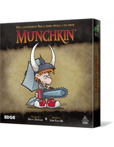 Munchkin Edge Entertainment Temáticos