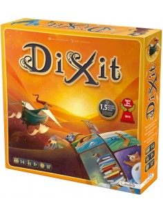 Dixit Classic Asmodee Party