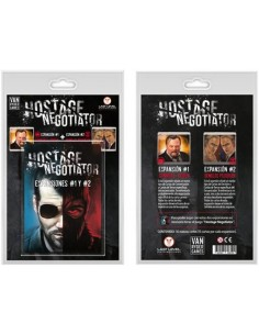 Hostage: El Negociador Expansiones 1 y 2 Last Level Temáticos
