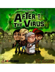 After the Virus Maldito Games Estrategia