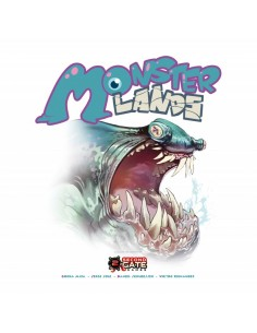 Monster Lands Second Gate Games Estrategia