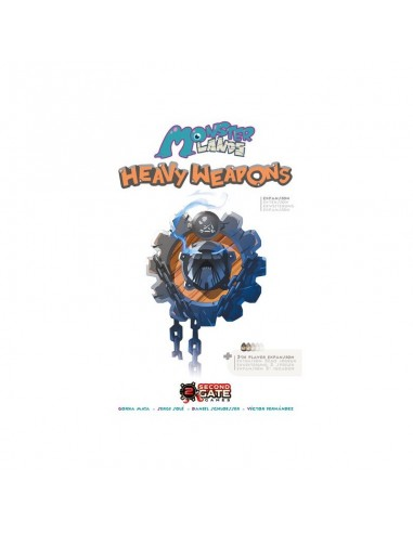 Monster Lands: Heavy Weapons Second Gate Games Estrategia