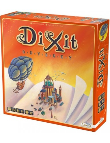 Dixit Odyssey Asmodee Party