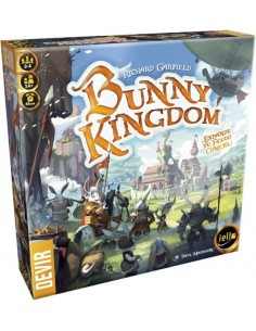 Bunny Kingdom Devir Familiar
