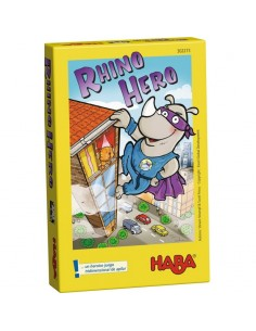 Rhino Hero HABA Familiar