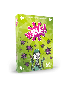 Virus! Tranjis Games Familiar