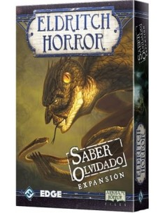 Eldritch Horror: Saber Olvidado Fantasy Flight Games Temáticos