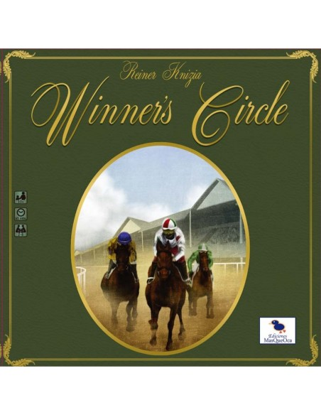Winner's Circle MasQueOca Familiar