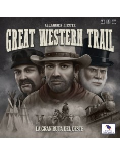 Pack Great Western Trail: La Gran Ruta del Oeste + Rieles hacia el Norte MasQueOca Packs